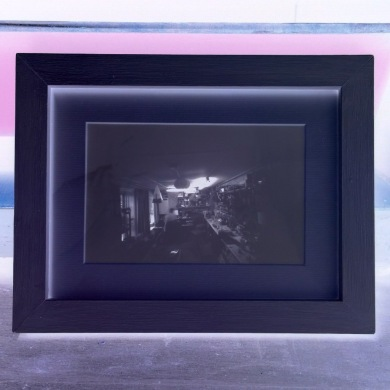 MDF Picture Frame Negative