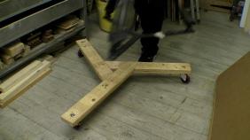 Tripod Dolly Wheel Upgrade