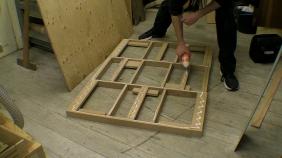 Offcut Torsion Box Table