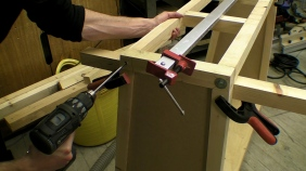 Lathe Stand Part 1 -2