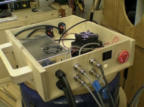 CNC Controller Upgrade / GRBL Control Box with Relay Module