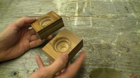 Making Egg Cups with Ultimate Ply