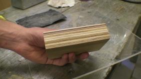 Ultimate Plywood Block - 47 Species of Veneer