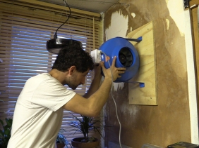 Smoke & Fume Extractor Install for Soldering and CNC Laser Engraver