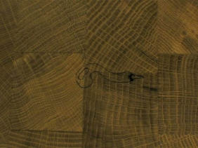 Laser Engraving Logo on Oak Chopping Board Benbox Test