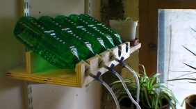 My Green Corner Bottle Watering System