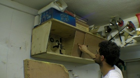 Wall Mounted Cabinet 2