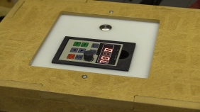 VFD Display Estop Toggle Switch Controller Buttons