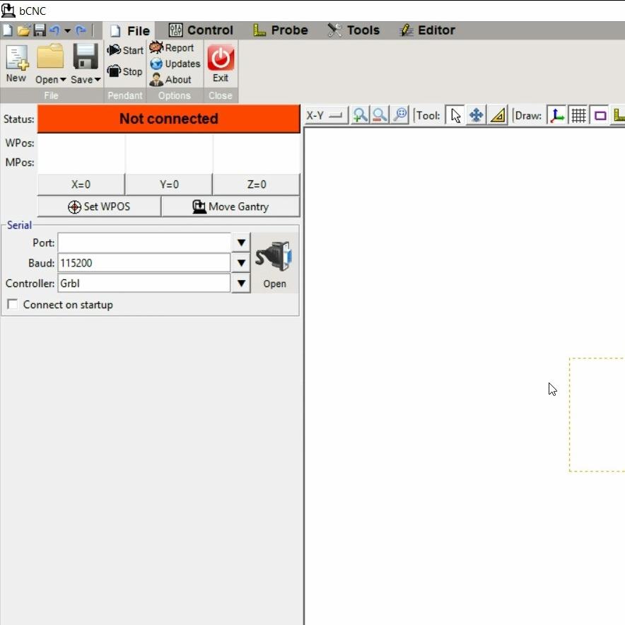 Installing bCNC on Windows 10 64bit (Python 2 7 13 and Pyserial 3 3