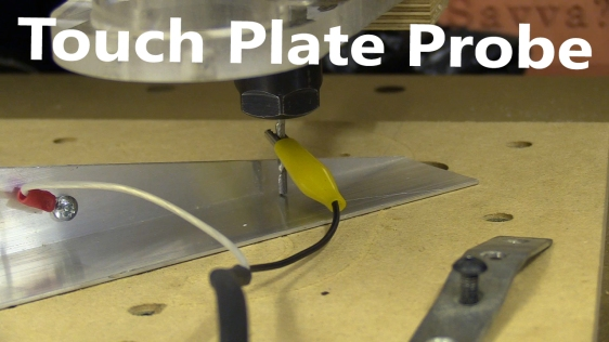 Simple Touch Plate Probe / Build and Use on bCNC