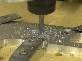Should I use a CNC or Pillar Drill to Make Accurate Holes in Aluminium 2