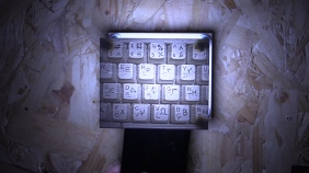 Ancient Ruins of Lithophania (sic) with Intercommunal Keyboard
