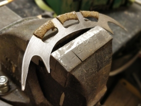 Carpenter's Bat'Leth - Qapla'