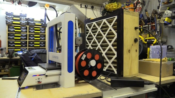JGAurora 3D Printer Review Test