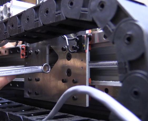CB CNC Part 34 - Final Calibration Flex Test Adjustment Test Cut Acceleration