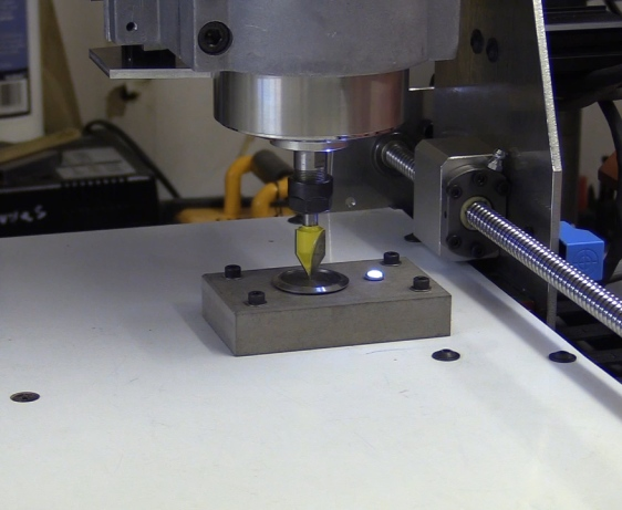 Stationary Probe Button Tool Length Sensor Setting Tool